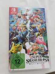 Nintendo Switch Spiele Smash Pokemon