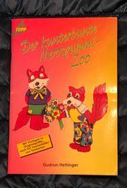 Moosgummi kunterbunt Zoo Vorlagen