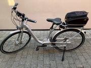 e-Bike ZEMO ZE-7 mit Ringschloss