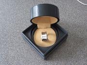 BULGARI Ring ZERO 750 weißgold