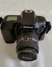 Analogkamera Nikon F70