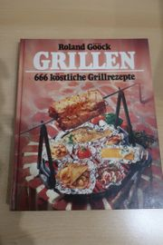 Kochbuch Grillrezepte