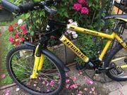 Verkaufe ein Marken Mountain Bike