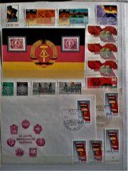 DDR Briefmarken Ersttagsbrief