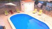 Ferienhaus Kroatien Krk mit Pool