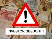 Startup - sucht mini kurz Investor