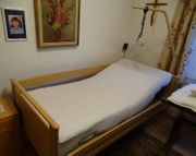 Pflegebett Westfalia Klassik inkl Matratze