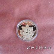 Medaille 25 Jahre Einheit