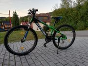 Verkaufe Jugendmountainbike