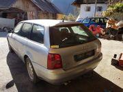 Verkaufe Audi A4 Quatro Alrad