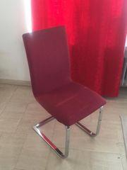 4 Stühle zu verschenken