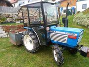 Traktor Iseki TU 1900 Allrad