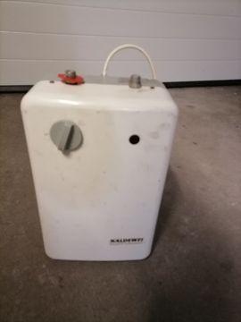 Elektro, Heizungen, Wasserinstallationen - Boiler Kaldewei 5 Liter