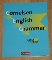 NEU - Buch Cornelsen English Grammar -