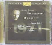 Michelangeli-Debussy Images I II-Children s