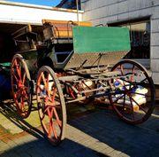 Wagonette für Großpferde