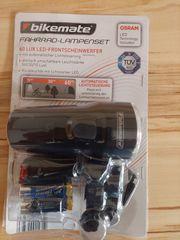 Fahrrad Lampenset mit OSRAM Technology