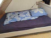 BRUSALI Doppelbett Bettgestell und Lattenrost