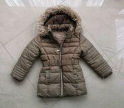 Sehr Gute Mädchen Winter Jacke