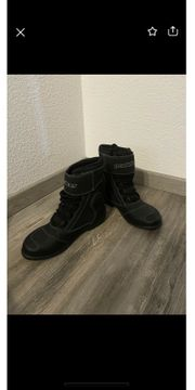 Probiker Damen Motorrad Stiefel Schuhe
