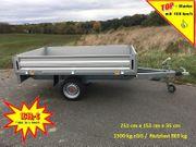STEMA - 1300 kg - Anhänger - Hochlader