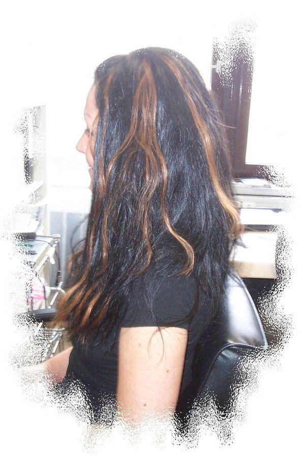 Haarverlängerung oder Verdichtung Naturhaar langegTragezeit