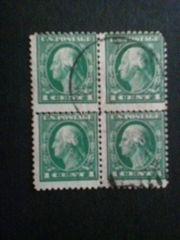 USA Briefmarken George Washington 1