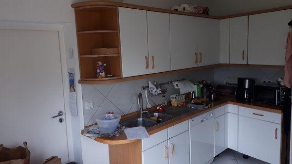 Gebrauchte Küche - Holz/Weiß in Speyer - Küchenzeilen, Anbauküchen ...