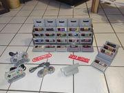 Super Nintendo Spiele SNES Mario