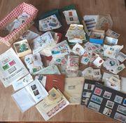 Briefmarken Sammlung Sondermarken