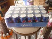 Softdrink Pepsi --neu-- OVP