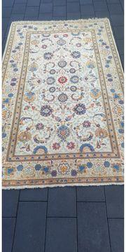 Echter Keshan Perserteppich Teppich Orientteppich