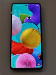 Samsung A51 Smartphone Neuwertig ohne