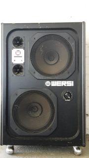 WERSI T200-Aktivbox für Orgel
