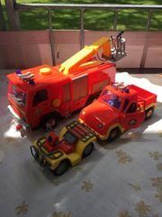 Feuerwehrmann Sam Simba Toys Fahrzeuge