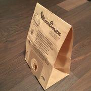 Staubsaugerbeutel aus Papier