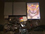 Playstation 2 mit 2 Spielen