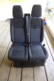 Beifahrer-Sitzbank Ford Transit Custom