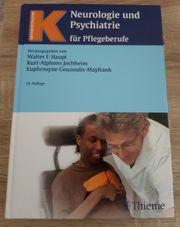 Buch Neurologie Psychiatrie f Pflegeberufe