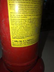 Handwerkergasflasche Kleinstgasflasche