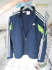 Adidas Sportjacke Größe 164-170 - nwtg