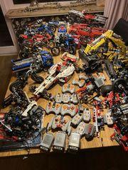 Lego Technic Technik Konvolut Sammlung