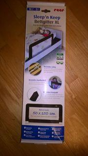 Bett-Gitter Rausfall-Schutz XL für Kinderbetten