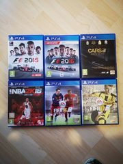 PS4 Spiele Diverse Sport Games