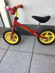 Rotes Laufrad