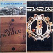 2 BACHMAN-TURNER OVERDRIVE Vinyl-LPs Schallplatten