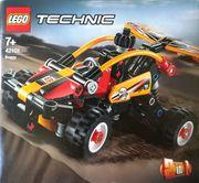 Lego 42101 Strandbuggy und Rennauto