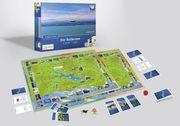 Der Bodensee - 4 Länder - Brettspiel