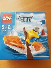 Lego 5621 Lego City Kajak