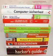 17 x IT- und Informatik-Bücher